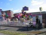 Grantham Mid-Lent Fair, 2009.