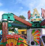 Abergavenny Fair, 2009.