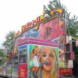 Stourport-on-Severn Amusement Park, 2009.