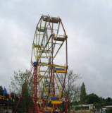 Stourport-on-Severn Amusement Park, 2009.