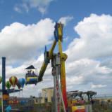 Bettystown Amusement Park, 2009.