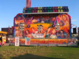 Doncaster St Leger Fair, 2009.