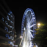 Sheffield City Centre Giant Wheel, 2009.