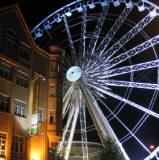 Sheffield City Centre Giant Wheel, 2009.