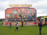 Harrogate Stray Fair, 2009.