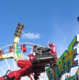 Nottingham Goose Fair, 2010.