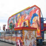 Towyn Amusement Park, 2011.