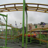 Barmouth Amusement Park, 2011.