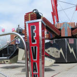 Porthcawl Amusement Park, 2011.