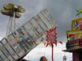 Stourport-on-Severn Amusement Park, 2011.