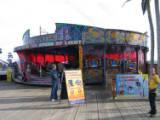 Blackpool South Pier, 2011.