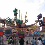 Skegness Pleasure Beach, 2011.