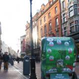 Dublin Winter Wonderland, 2011.