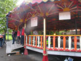 Middlewich Fair, 2011.