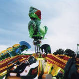 Sheffield Firth Park Fair, 2005.