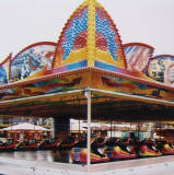 Doncaster St Leger Fair, 2005.