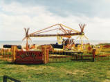 Bridlington Amusement Park, 2004.