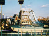 Skegness Pleasure Beach, 2004.