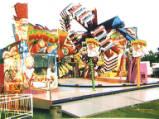 Sheffield Firth Park Fair, 2003.