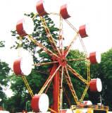 Edinburgh Meadows Fair, 2003.