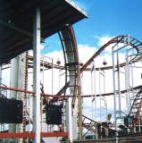 Rhyl Amusement Park, 2003.