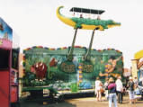 Mablethorpe Amusement Park, 2003.