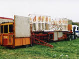East Brent Fair, 2003.
