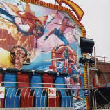 Bridlington Amusement Park, 2003.