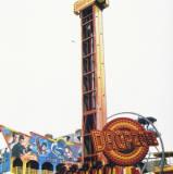 Bridlington Amusement Park, 2003.