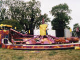 Pewsey Fair, 2003.