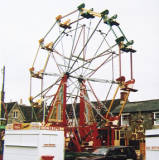 Chipping Sodbury Mop Fair, 2003.