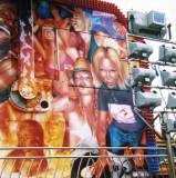Nottingham Goose Fair, 2003.