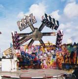 Nottingham Goose Fair, 2002.