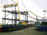 Blackpool South Pier, 2002.