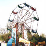 Bolton Moss Bank Park Fair, 2003.