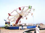 Morecambe seafront amusements, 2003.