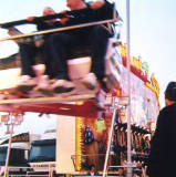 Kirkcaldy Links Market, 2003.