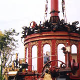 Anglesey Steam Fair, 2003.
