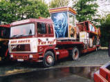 Newcastle Amusement Park, 2003.