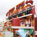 Tramore Amusement Park, 2003.