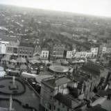 aerial view of fair, circa 1965.