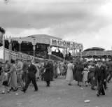 Newcastle Town Moor Fair, circa 1940.