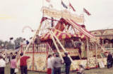 fairground structure and design, 1964.