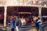 Nottingham Goose Fair, 1964.