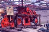 fairground structure and design, circa 1963.