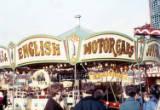 fairground structure and design, circa 1965.