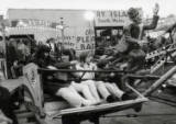 Nottingham Goose Fair, 1960s.