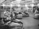 Nottingham Goose Fair, 1950s.