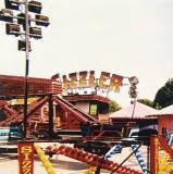 Hampton Court Fair, 2002.