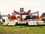 Wanstead Flats Fair, 2002.
